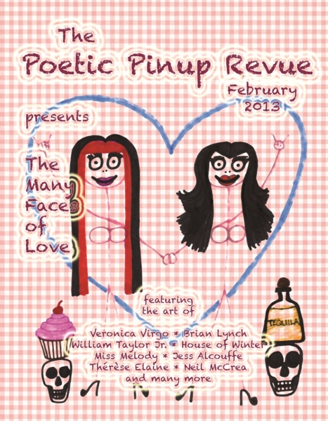 The Poetic Pinup Revue
